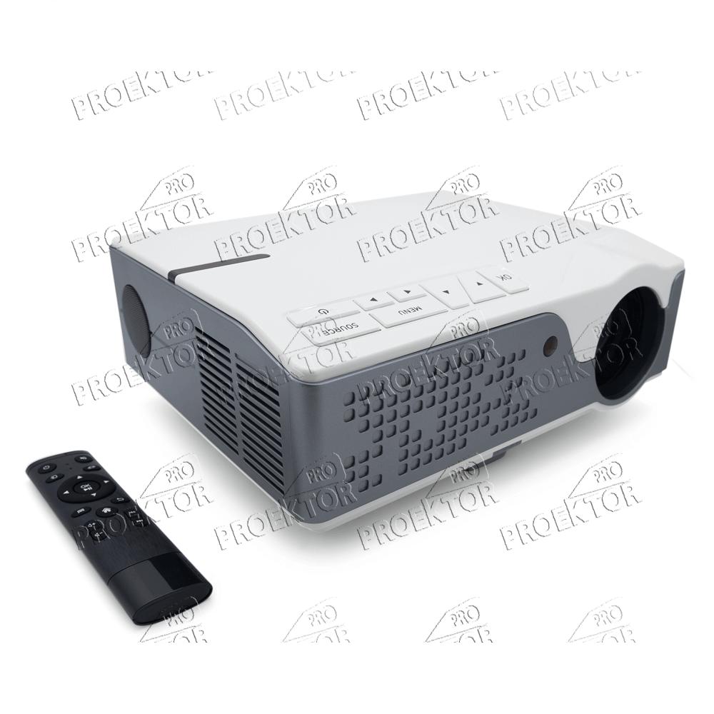 Проектор Rigal RD826 FullHD - 4